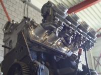 Aluminium spruitstuk VW motorblok