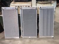 Aluminium t4 radiateur