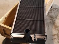 Cat 345 radiator recore radiateur revisie caterpillar