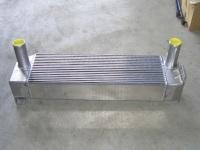 Aluminium interkoeler Caterpillar D6R