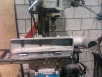 Reparatie bak interkoeler